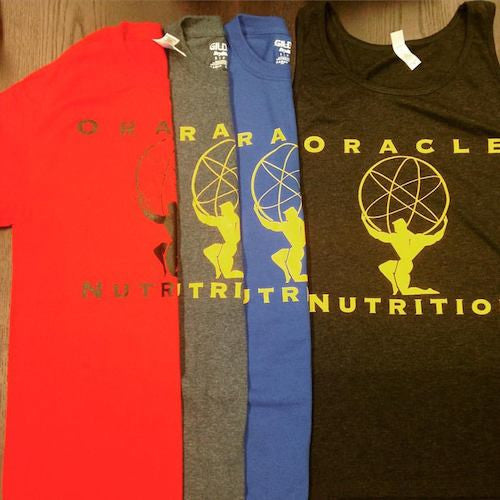 Oracle Nutrition Gildan T-Shirt