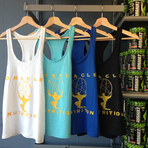 Oracle Nutrition Singlets/Stringers