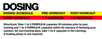 Fusion Bodybuilding Purple-K Creatine (100 Capsules)