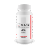 Plan C Hangover Remedy (16 Capsules)
