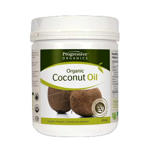 Progressive Organic Coconut Oil (454g)