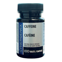Synergenex Caffeine 200mg (100 tablets)