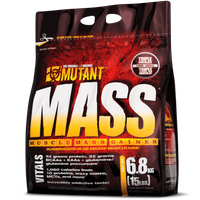 Mutant Mass Muscle Mass Gainer Protein (15LB)