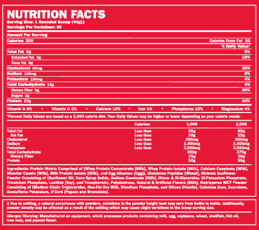 BSN Syntha-6 Blended Whey Protein (5 LB)