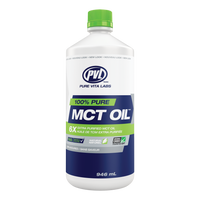 PVL Essentials 100% Pure MCT Oil (946 mL)