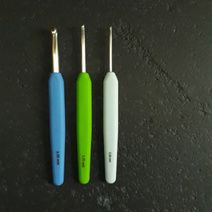 Knit Pro Waves Haaknaalden / Crochet hooks