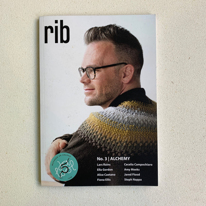 Sas' Private Collection - Rib Magazine no. 3