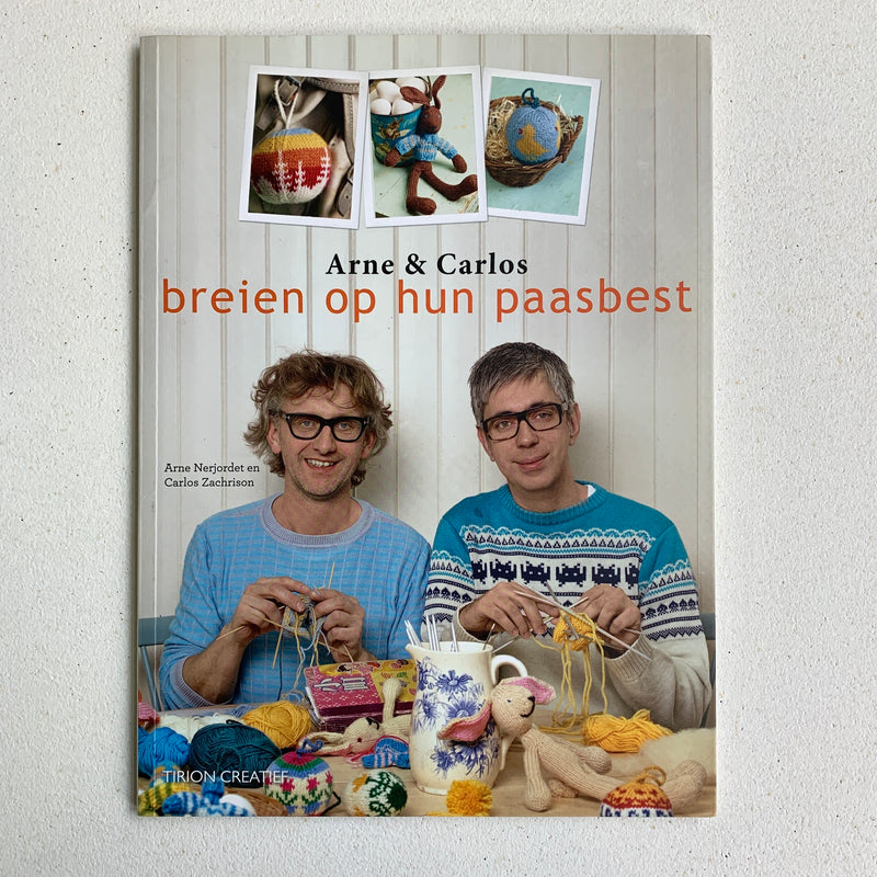 Sas' Private Collection - Arne & Carlos Breien op hun Paasbest
