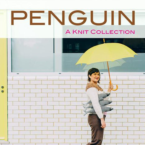 Penguin -a knit collection- by Anna Maltz