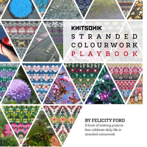 Knitsonik - Playbook Colouring Companion