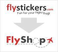 FlyStickers Is Now FlyShop