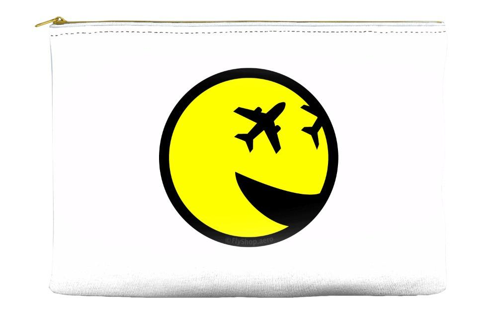 Fly Smiley Pouch