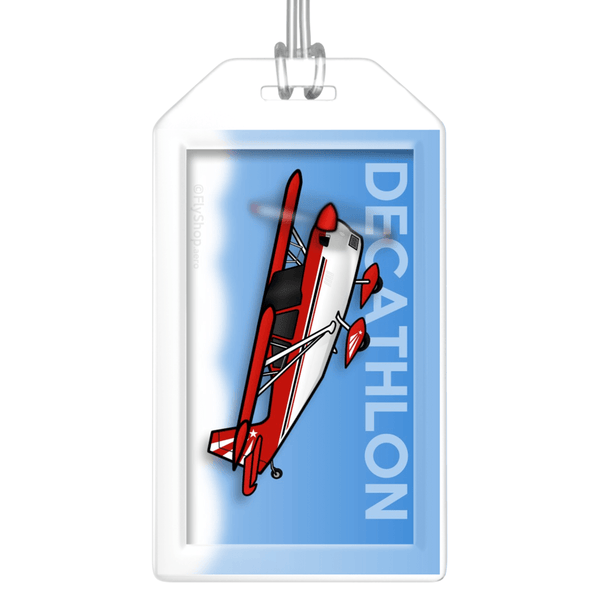 ACA Super Decathlon Bag Tag