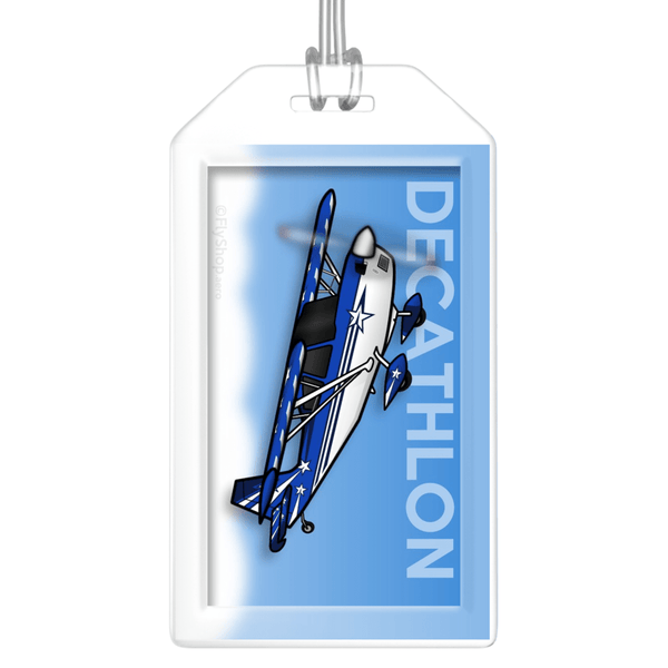 ACA Xtreme Decathlon Bag Tag