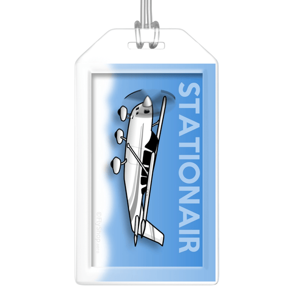 Cessna Stationair Bag Tag