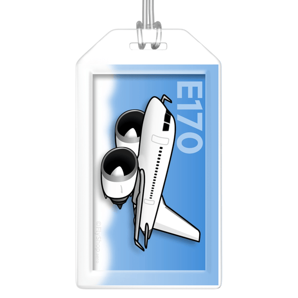 Embraer E170 Bag Tag