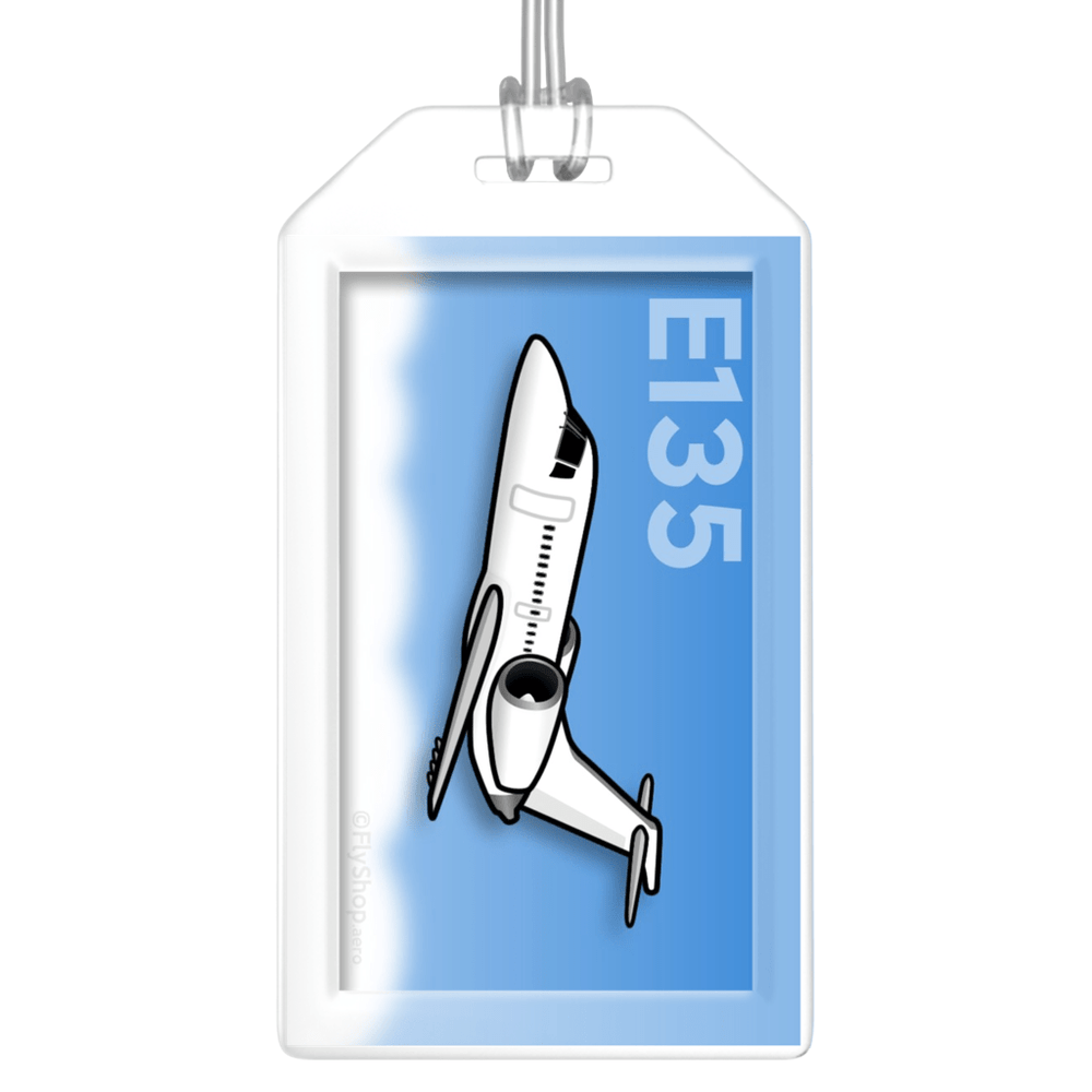 Embraer ERJ-135 Bag Tag