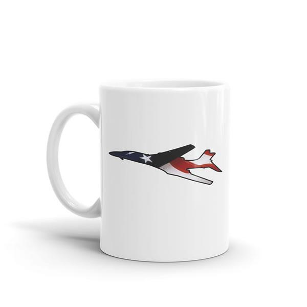 Star Spangled B-1B Lancer Mug