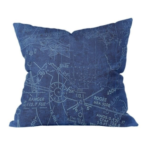 Adventurer Pillow