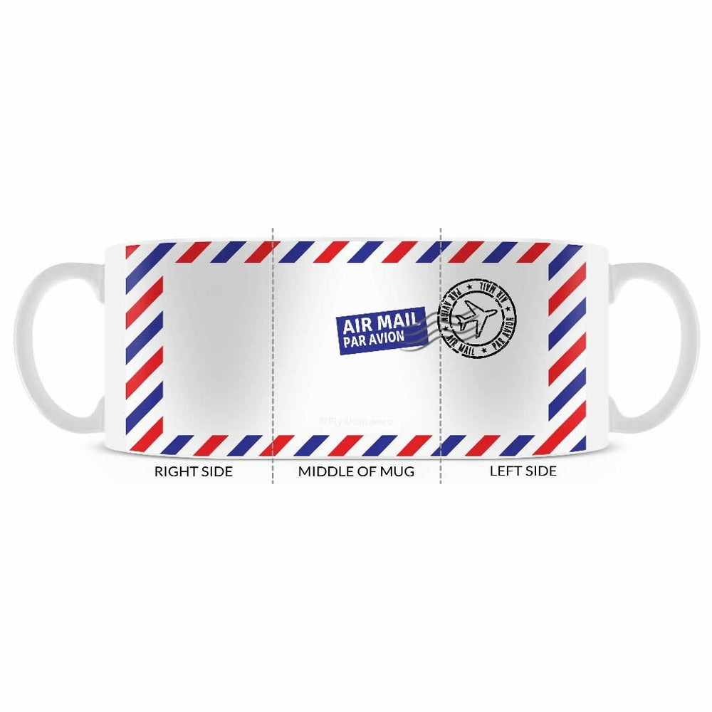 Air Mail (Par Avion) Mug
