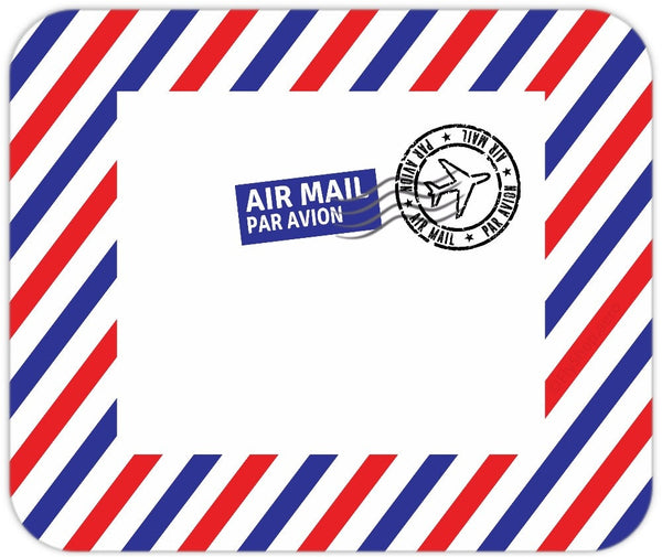 Air Mail (Par Avion) Mousepad