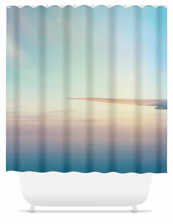 Dream Cruise Shower Curtain
