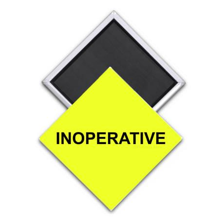 Inoperative Label Magnet