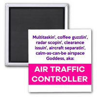 Job Descriptions: Air Traffic Controller Magnet
