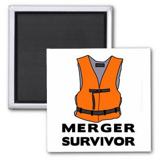 Survivor (Merger) Magnet