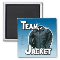FlyTeams™ Team Jacket Magnet