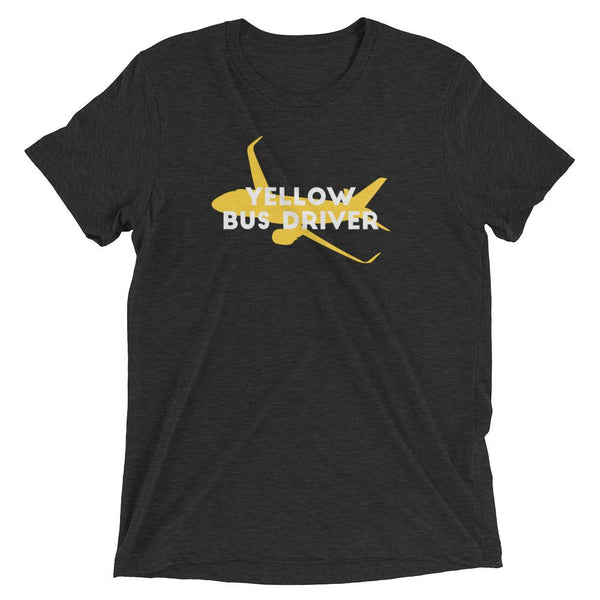 Yellow Bus Driver T-Shirt