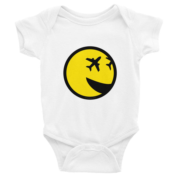 Fly Smiley Baby Rib