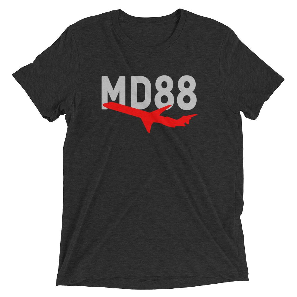Sleek Silhouette MD-88 T-Shirt