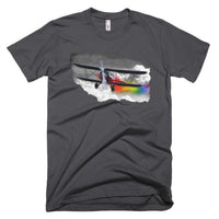 Spread The Love Biplane T-Shirt