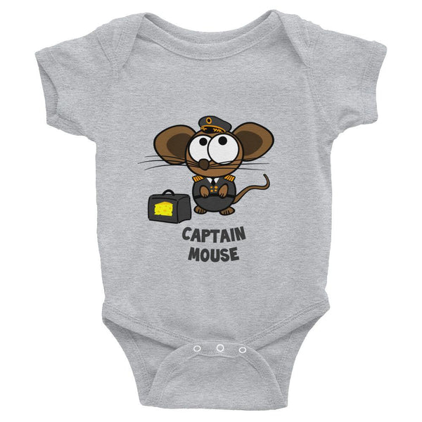Captain Mouse Baby Rib