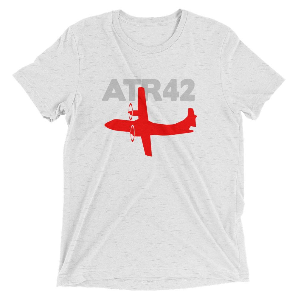 Sleek Silhouette ATR-42 T-Shirt