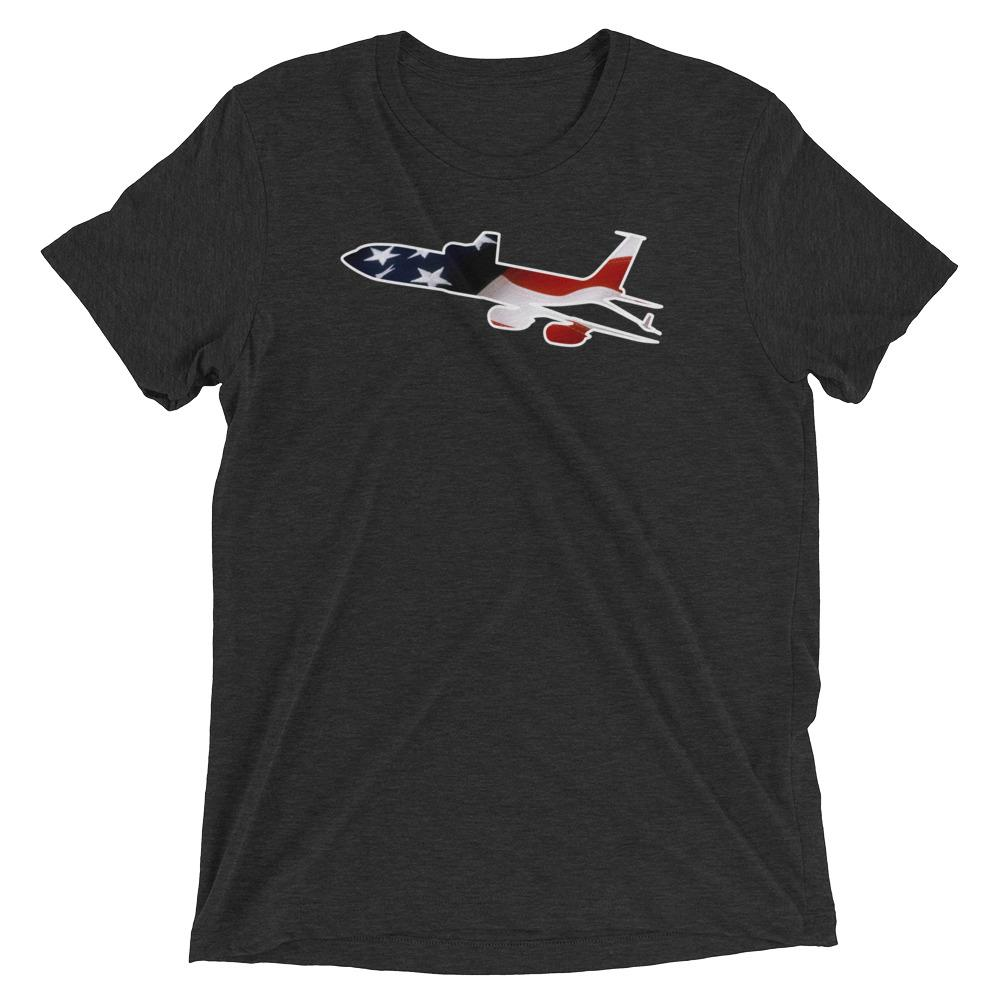 Star Spangled KC-135 Stratotanker T-Shirt