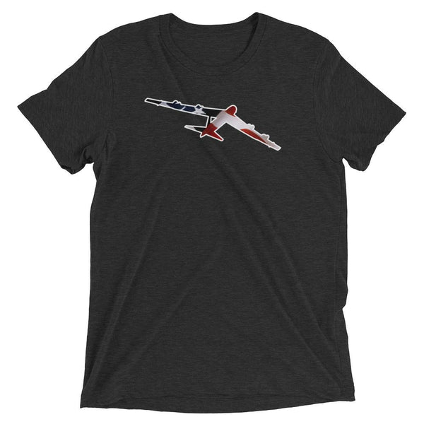 Star Spangled B-52 Stratofortress T-Shirt