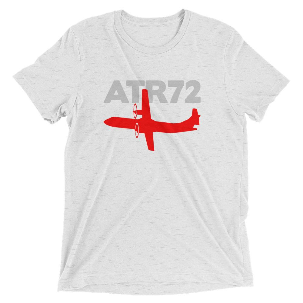 Sleek Silhouette ATR-72 T-Shirt