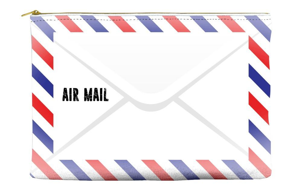 Air Mail (Par Avion) Pouch