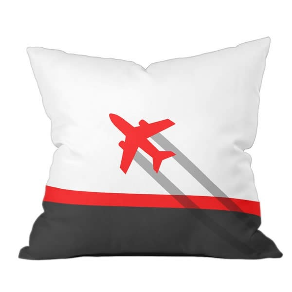 Modern Flight Pillow