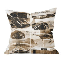 Vintage Travel Pillow