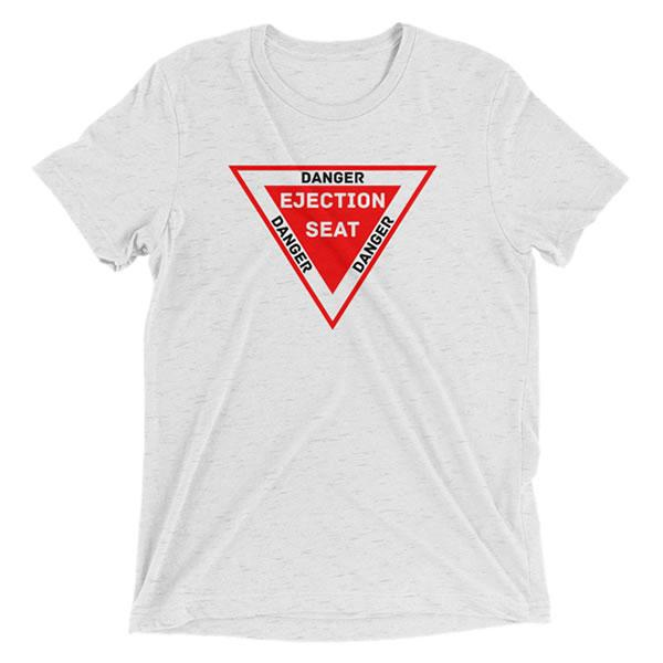 Danger Ejection Seat T-Shirt