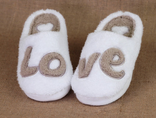 Faceplant Slippers- Love