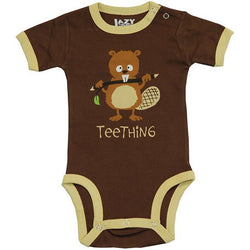 Creeper Teething Brown