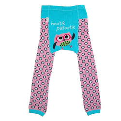 Toddler Leggings- Hootie Patootie