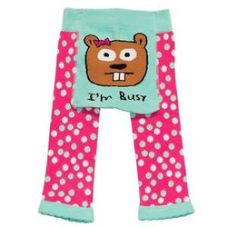 Toddler Leggings- I'm Busy