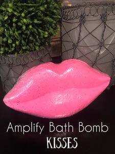 """KISSES"" LUXURY BATH BOMB"