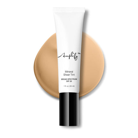 MINERAL SHEER TINT w/SPF 20
