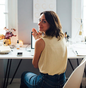 Erin Wexstten, founder of Oxalis, talks Skincare